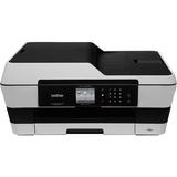 Brother Business Smart MFC-J6520DW Inkjet Multifunction Printer - Color - Plain Paper Print - Desktop