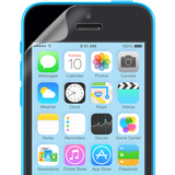 Amzer ShatterProof Screen Protector - Front Coverage For iPhone 5C