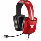 Tritton 720+ 7.1 Surround Headset for Xbox 360 and PlayStation 3 - Red