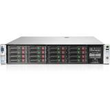 HP ProLiant 2U Rack Server - 1 x Intel Xeon E5-2620 v2 2.10 GHz