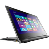 "Lenovo IdeaPad Flex 15D 15.6"" Touchscreen LED Notebook - AMD E-Series E1-2100 1 GHz - Black, Gray 59395751"