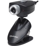 Manhattan Webcam - 5 Megapixel - Black - USB 1.1 460729
