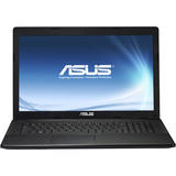 "Asus X75A-DH32 17.3"" Notebook - Intel Core i3 i3-3110M 2.40 GHz - Black X75A-DH32"