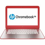 "HP Pavilion Chromebook 14-q030nr 14"" LED Notebook - Intel - Celeron 2955U 1.4GHz - Coral Peach F0H01UA#ABA"