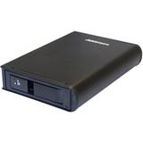 Addonics SSNEU3 Drive Enclosure - External - Black