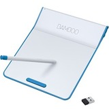 Wacom Bamboo Pad Wireless - White/Blue CTH300B