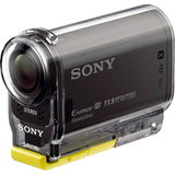 Sony HDR-AS30V Digital Camcorder - Exmor R CMOS - Full HD - Black HDRAS30VB