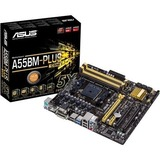 Asus A55BM-PLUS/CSM Desktop Motherboard - AMD A55 Chipset - Socket FM2+ A55BM-Plus/CSM