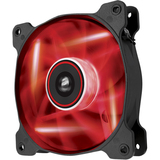 Corsair Air Series AF120 LED Red Quiet Edition High Airflow 120mm Fan CO-9050015-RLED
