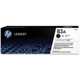 HP 83A (CF283A) Black Original LaserJet Toner Cartridge
