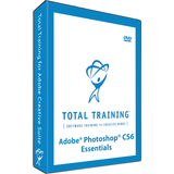 Total Training Adobe Photoshop CS6 Extended: Essentials - Academic Training Course