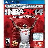 Take-Two NBA 2K14 Super Fan Pack for PlayStation 3
