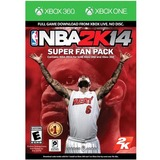 Take-Two NBA 2K14 Super Fan Pack for Xbox 360