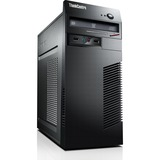 Lenovo ThinkCentre M73 10B00006CA Desktop Computer - Intel Core i3 i3-4130 3.40 GHz - Mini-tower - Business Black 10B00006CA