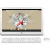 HP Slate 21-k100 All-in-One Computer - NVIDIA Tegra 4 T40S 1.60 GHz - Desktop E2P19AA#ABL
