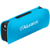 Aluratek Portable Battery Charger with LED Flashlight APBL01FSB
