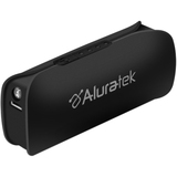 Aluratek Portable Battery Charger with LED Flashlight