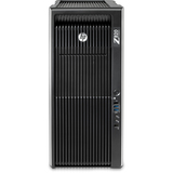 HP Z820 Convertible Mini-tower Workstation - 1 x Intel Xeon E5-2630 v2 2.6GHz F1K09UT#ABA
