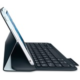 Logitech Ultrathin Keyboard/Cover Case (Folio) for iPad mini - Gray 920-006030
