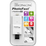 PhotoFast 64GB iFlashDrive USB 2.0 Flash Drive