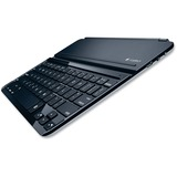 Logitech Ultrathin Keyboard/Cover Case for iPad Air - Gray 920-005510