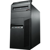 Lenovo ThinkCentre M93p 10A7000SUS Desktop Computer - Intel Core i7 i7-4770 3.40 GHz - Mini-tower - Business Black 10A7000SUS