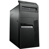 Lenovo ThinkCentre M93p 10A7000UUS Desktop Computer - Intel Core i7 i7-4770 3.40 GHz - Mini-tower - Business Black 10A7000UUS