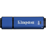 Kingston 8GB DataTraveler Vault Privacy 3.0 USB 3.0 Flash Drive DTVP30AV/8GB
