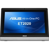 Asus ET2020AUKK-03 All-in-One Computer - AMD A-Series A4-5000 1.50 GHz - Desktop - Black ET2020AUKK-03