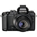 Olympus STYLUS 1 12 Megapixel Bridge Camera V109010BU000