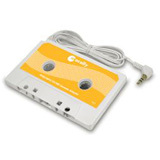 Macally Cassette Tape Car Adapter For iPod Devices