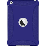 Amzer Silicone Skin Jelly Case - Blue for Apple iPad Air