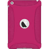 Amzer Silicone Skin Jelly Case - Hot Pink for Apple iPad Air
