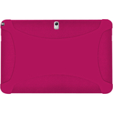 Amzer Silicone Skin Jelly Case - Hot Pink for Samsung GALAXY Note 10.1 2014 Edition