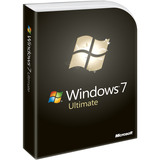 Microsoft Windows 7 Ultimate With Service Pack 1 32-bit - License and Media - 1 PC GLC-02377