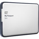 WD My Passport Slim WDBPDZ0020BAL 2 TB External Hard Drive WDBPDZ0020BAL-NESN