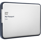 WD My Passport Slim WDBPDZ0020BAL 2 TB External Hard Drive