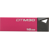 Kingston 16GB DataTraveler Mini 3.0 USB Flash Drive (Red) DTM30/16GB