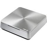 Asus VivoPC VM40B VIVOPC-VM40B-01 Desktop Computer - Intel Celeron 1007U 1.50 GHz - Mini PC - Silver VIVOPC-VM40B-01