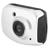 "Ematic SportsCam EVH528 Digital Camcorder - 2.4"" - Touchscreen LCD - CMOS - Full HD - White"