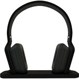 Beewi BBH300 - Bluetooth Stereo Headphones with Hi-Fi Docking Station