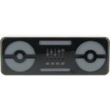 Beewi BBS305 2.0 Speaker System - 5 W RMS - Wireless Speaker(s) - Black