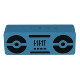 Beewi BBS305 Speaker System - 5 W RMS - Wireless Speaker(s) - Blue