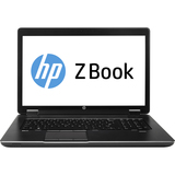 "HP ZBook 14 14"" LED Notebook - Intel - Core i5 i5-4300U 1.9GHz - Graphite F2R90UT#ABL"