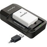 DigiPower Universal Smart Battery Charger TC-5000U TC-5000U