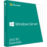 HP Microsoft Windows Server 2012 R.2 Essentials 64-bit - License and Media 748919-B21