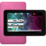 "Visual Land Connect 9 VL-109-8GB-PNK 8 GB Tablet - 9"" - ARM Cortex A8 1.20 GHz - Pink - 512 MB RAM - Android 4.1 Jelly Bean - Slate - 800 x 480 Multi-touch Screen Display"