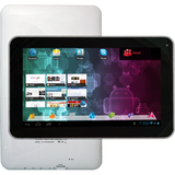 "Visual Land Connect 9 VL-109-8GB-WHT 8 GB Tablet - 9"" - ARM Cortex A8 1.20 GHz - White - 512 MB RAM - Android 4.1 Jelly Bean - Slate - 800 x 480 Multi-touch Screen Display"