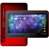"Visual Land Prestige Pro 10D 16 GB Tablet - 10"" - ARM Cortex A9 1.20 GHz - Red - 1 GB RAM - Android 4.2 Jelly Bean - Slate - 1024 x 600"