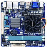 Gigabyte Ultra Durable 4 Classic GA-C1037UN Desktop Motherboard - Intel NM70 Express Chipset GA-C1037UN